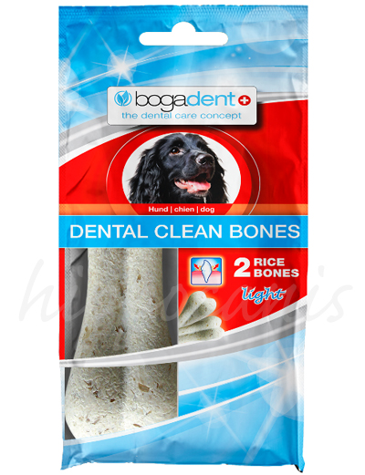 bogadent®Dental Clean Bones 125g - (2,80 EUR/100g)