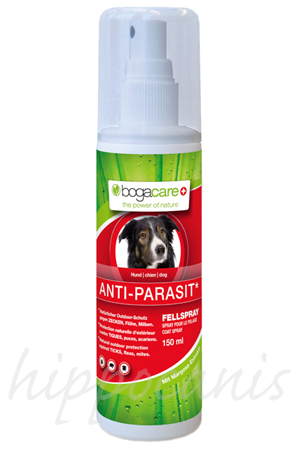 bogacare®ANTI-PARASIT Fellspray 150ml - (7,93 EUR/100ml)