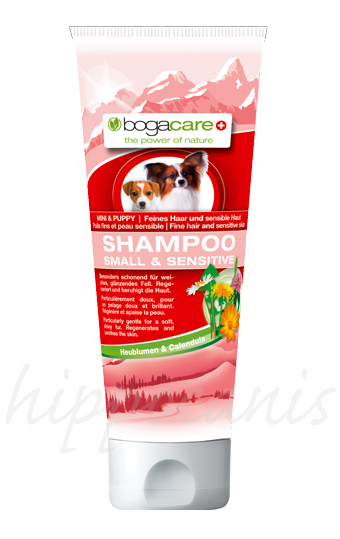 bogacare®Shampoo SMALL AND SENSITIVE 200ml - (6,56 EUR/100ml)