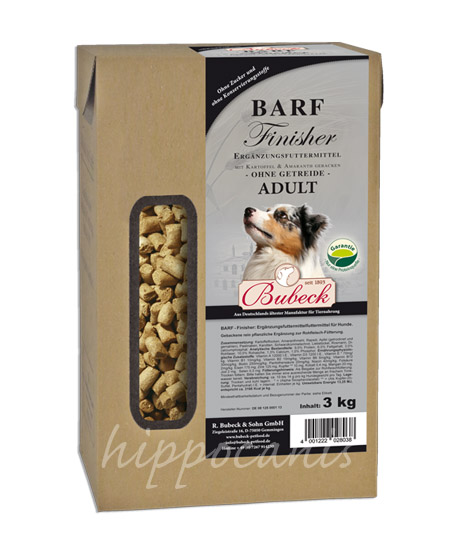 Bubeck BARF-Finisher No. 92 - 3kg (7,15 EUR/kg)