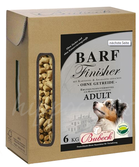 Bubeck BARF-Finisher No. 92 - 6kg (5,15 EUR/kg)
