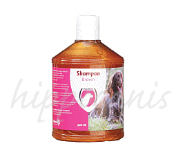 Color Shampoo - braun 500ml (4,00 EUR/100ml)