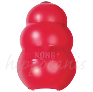 Kong Classic rot ab