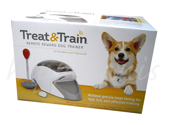 Manners Minder, Dr. Sophia Yin - Premier Treat & Train Remote Dog Training System Mannersminder