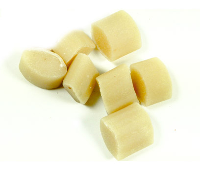 QCHEFS Dental - Fitness CHEESE ROLLS 100g - (9,99 EUR/100g)