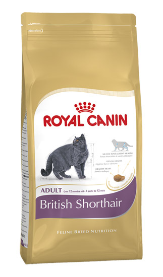 Royal Canin British Shorthair VE2 2kg  - (9,99 EUR/kg)
