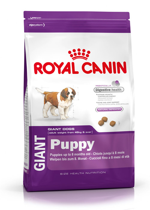 Royal Canin Giant Puppy 15kg - (3,19/kg)