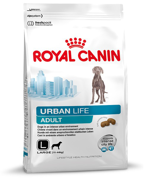 Royal Canin Urban Life Large Adult - 3 kg (7,07 EUR/kg)