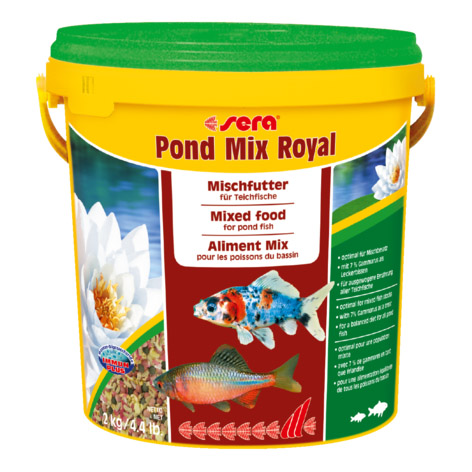 sera Pond Mix Royal 10L - (3,00 EUR/l)