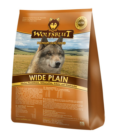 Wolfsblut Wide Plain ADULT 15kg - (4,47 EUR/kg)